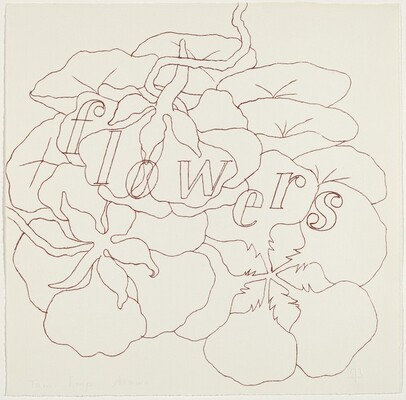 Flowers I (Title Page)