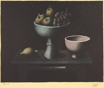 Citron, Bol et Compotier