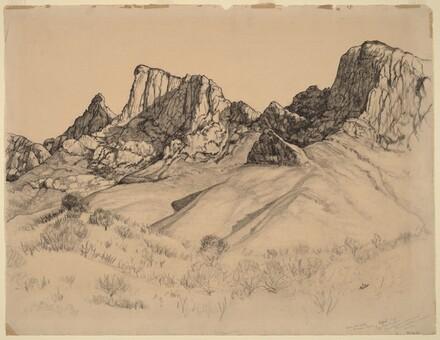 Oracle Mountains, Arizona