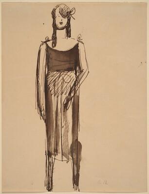 Standing Woman