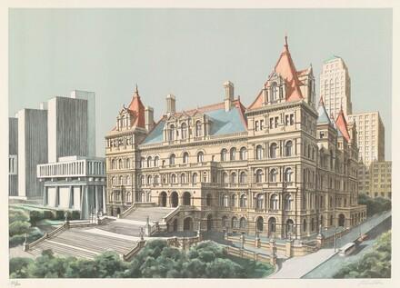 The State Capital, Albany, NY