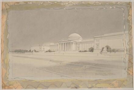 National Gallery, South Facade