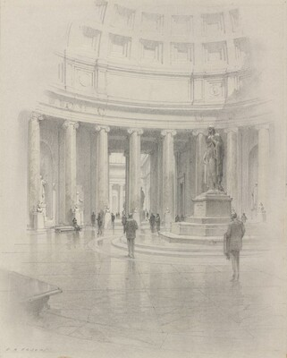 Preliminary Study: Rotunda