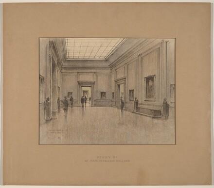 Oak Panelled Gallery