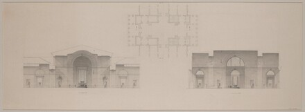 Sections for Scheme without Dome