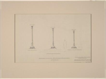 Bronze Lighting Standards (Exterior)
