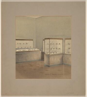 Kress Bronze Room