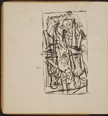 Interieur mit Figuren (Figures in an Interior) [p. 26]