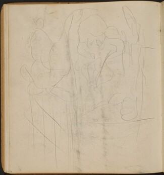 Drei Figuren (Three Figures) [p. 34]