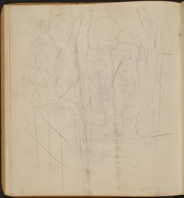 Drei Figuren (Three Figures) [p. 34]