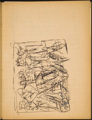 Mehrfigurige Szene (Figural Scene) [p. 3]