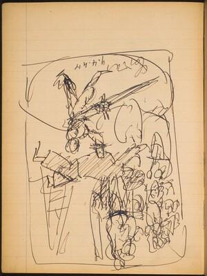 Zirkusszene (Circus Scene) [p. 14]