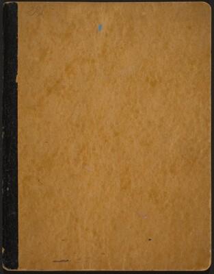 Beckmann Sketchbook 40