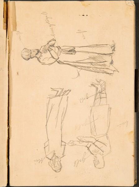 Kostümstudien von Hebräern (Hebrew Costume Studies) [p. 5]