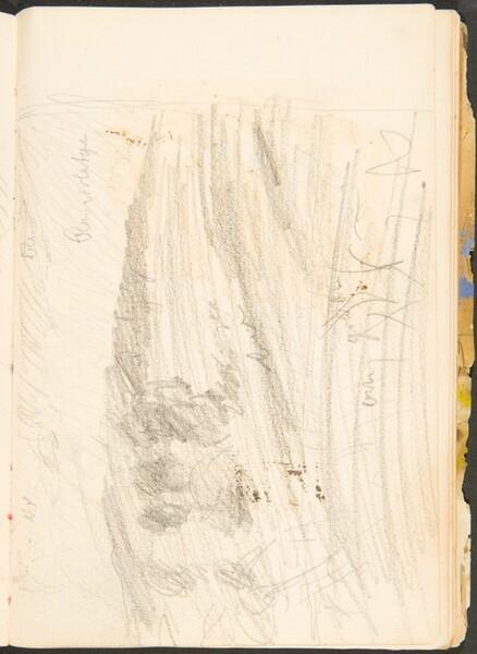 Landschaftsstudie (Landscape) [p. 42]