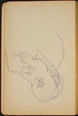 bärtiger Mann (Bearded Head) [p. 14]