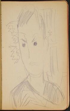 junger Mann (Young Man) [p. 17]