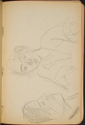 Zwei Frauen (Two Women) [p. 31]