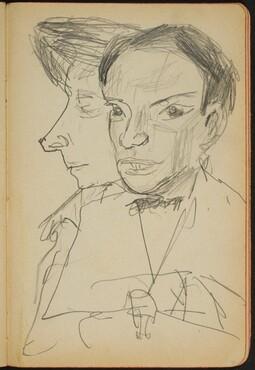 Mann und Frau (Two Figures) [p. 37]