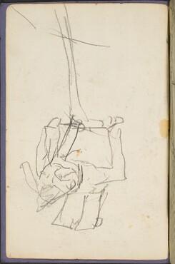 balancierender Artist (Balancing Act of an Acrobat) [p. 2]