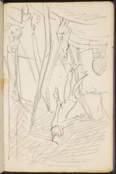 Zirkusszene (Circus Scene) [p. 3]