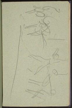 Tanzende auf einer Bühne (Dancers on a Stage) [p. 21]