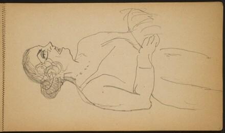 Singende Frau (Woman Singing) [p. 7]