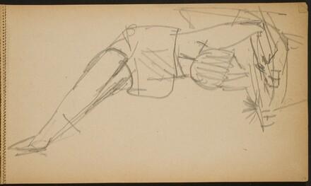Akrobat im Handstand auf Bock (Chair Stand) [p. 19]