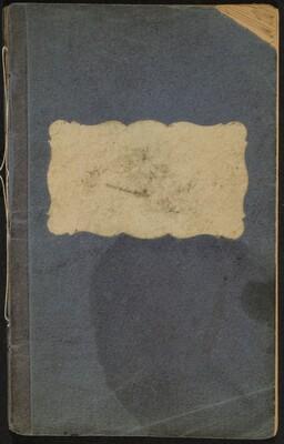 Beckmann Sketchbook 20