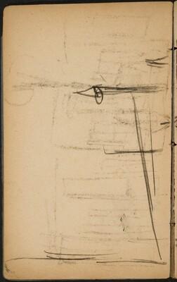 Spitze einer Straßenlaterne, zu .013 gehörend (Top of a Lamppost, belonging to .013)  [p. 34]