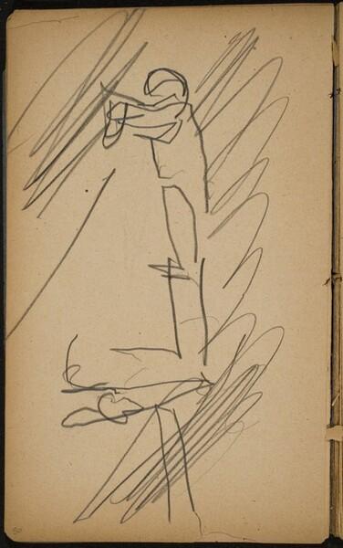 zwei Figuren (Two Figures) [p. 50]