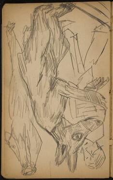 Zirkusnummer mit Bären (Performing Bears) [p. 54]