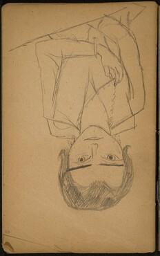 weibliche Bildhnisstudie, frontal (Portrait of a Woman) [p. 86]