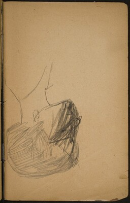 weibliches Profil, Gesicht verworfen (Woman's Profile) [p. 87]