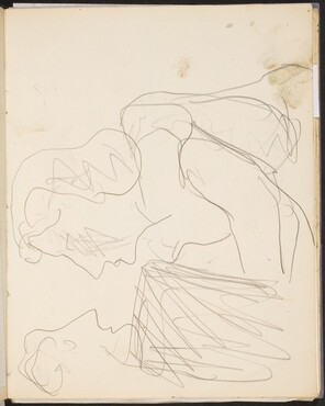 zwei  Figuren (Two Figures) [p. 15]