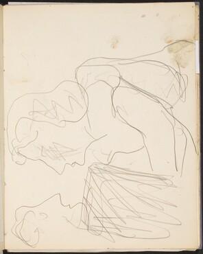 zwei  Figuren (Two Figures) [p. 15]