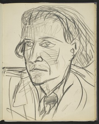 Portrait of Wolfgang Frommel [p. 25]