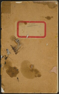 Beckmann Sketchbook 36