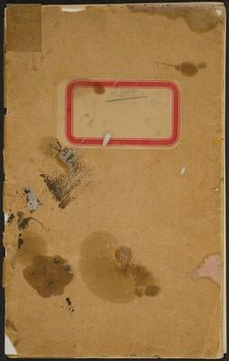 Beckmann Sketchbook 36