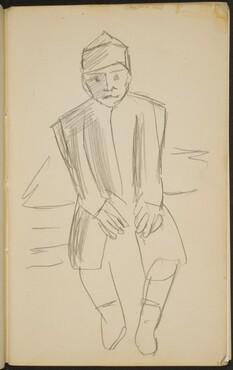 Junge mit Kappe (Boy with a Hat) [p. 5]