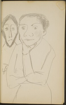 zwei Frauen (Two Women) [p. 19]