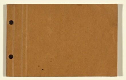 Beckmann Sketchbook 39