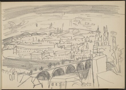 Stadtansicht (Cityscape) [p. 19]