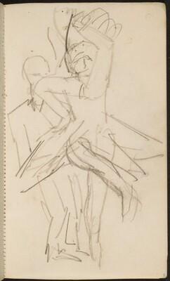 Tänzer (Dancer) [p. 3]