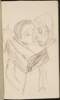 Tanzendes Paar (Couple) [p. 47]