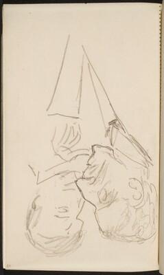 Zwei Männer (Two Men) [p. 50]