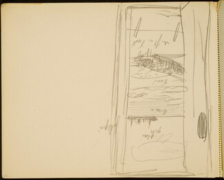 Blick aus dem Fenster, Notizen (View from a Window with Notations [p. 112]