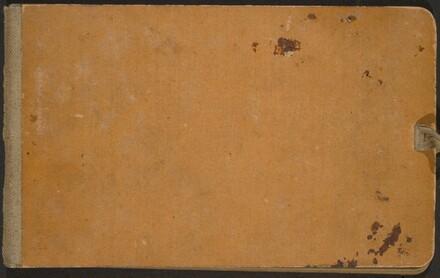 Beckmann Sketchbook 8