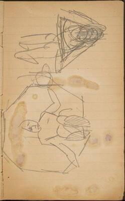 Akrobat auf Schaukel (Acrobat in a Swing) [p. 19]