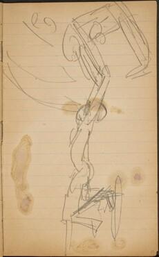 Zwei Akrobaten (Two Acrobats) [p. 23]